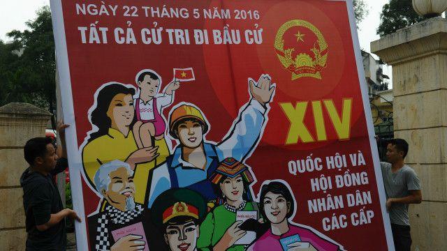 """Ông Phạm Thành tự ứng cử trong kỳ bầu cử đại biểu quốc hội 2016 và nói là để """"khai dân trí"""""""