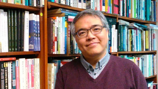 嶺南大學文化研究系副教授羅永生
