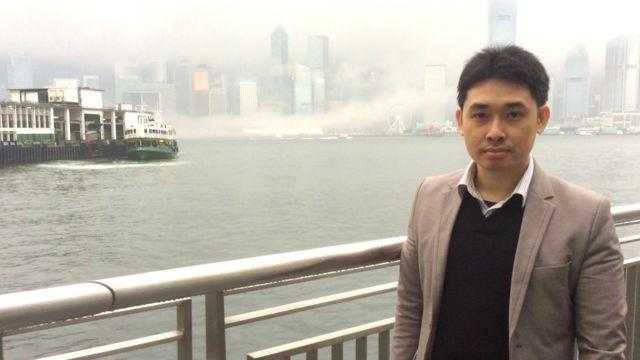 香港教育學院亞洲及政策研究學系助理教授方志恒