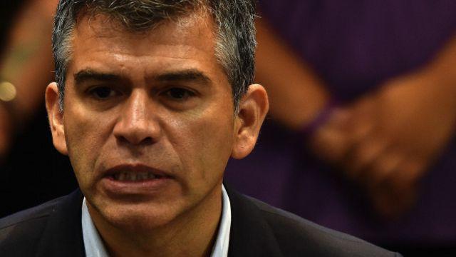 Julio Guzmán, candidato de Todos por el Perú