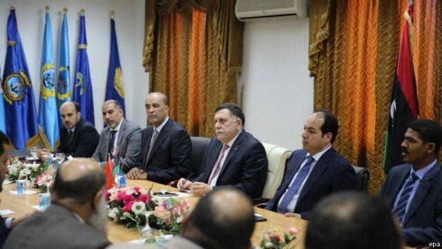 Sabuwar gwamnatin Libya