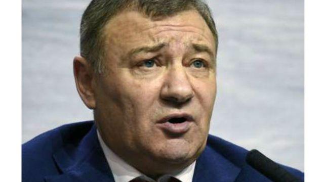 آرکادی روتنبرگ، یکی دیگر از دوستان دوران کودکی آقای پوتین
