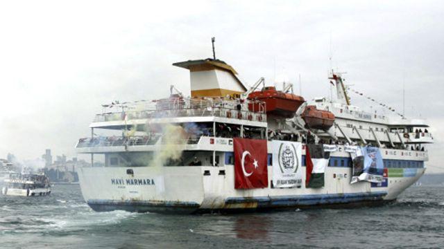 حمله به کشتی ماوی مرمره به تیرگی روابط دوستانه ترکیه و اسرائیل منجر شد