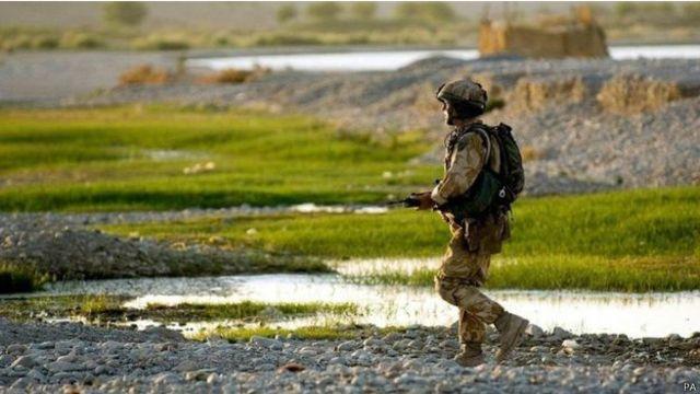 در میان سربازان بریتانیایی کشته شده در افغانستان تنها هفت نفر جان خود را در هلمند از دست ندادهاند
