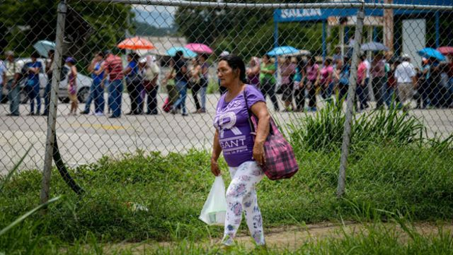 Escasez en Venezuela