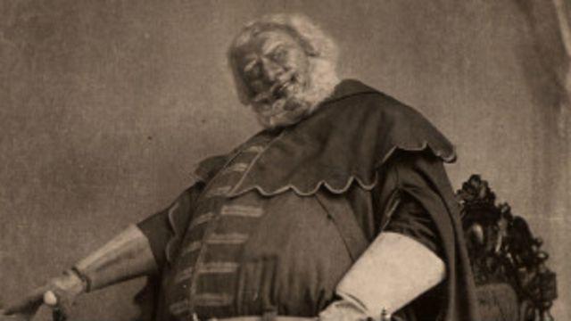Falstaff, Max Beerbohm