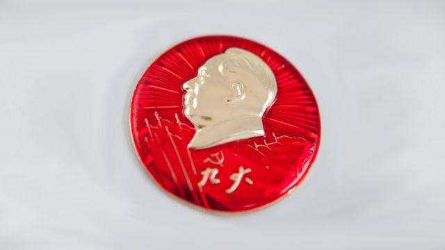 Lencana Mao Zedong