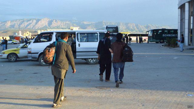 در ماههای گذشته در این ایستگاه خانوادهها هم به اراده سفر میآمدند