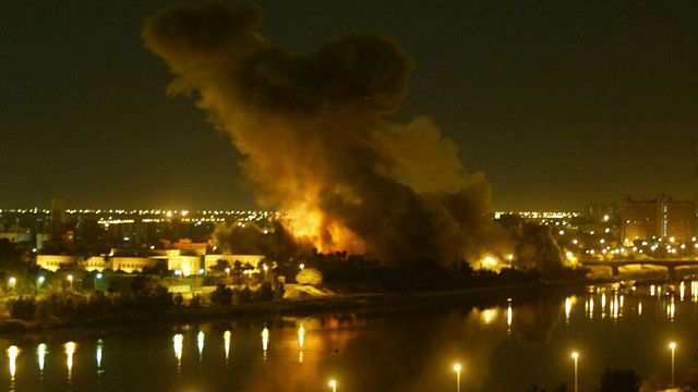 غزو العراق في عام 2003