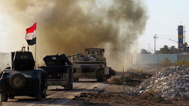 معارك شديدة شهدتها الرمادي قبل أن تطرد القوات العراقية تنظيم الدولة من المدينة