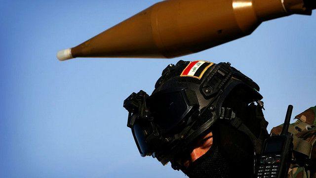 الجيش العراقي يجهز لعملية استعادة الموصل