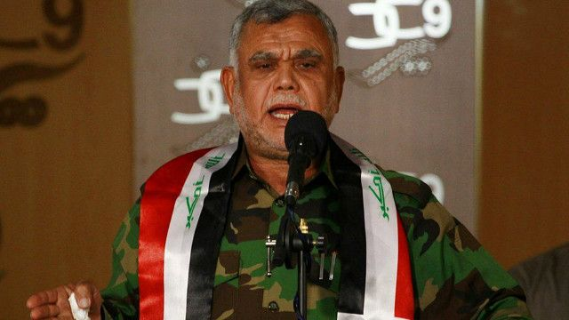 """العامري، زعيم منظمة بدر يقول """"لولا إيران، لباءت التجربة الديموقراطية في العراق بالفشل"""""""