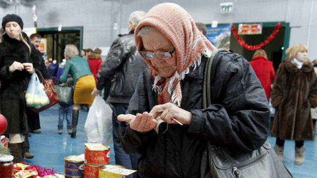 Есть ли в России бедные пенсионеры: мнение минтруда и факты - BBC News  Русская служба