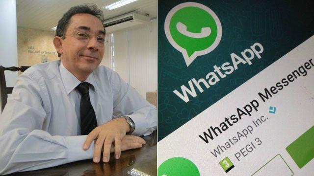 Juiz Marcel Montalvão havia decidido pelo bloqueio do aplicativo por 72 horas