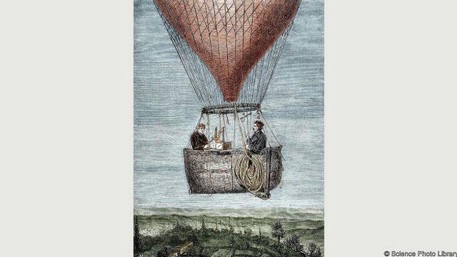 Глейшер и Коксвелл хотели изучить таинственные атмосферные факторы, управляющие погодой