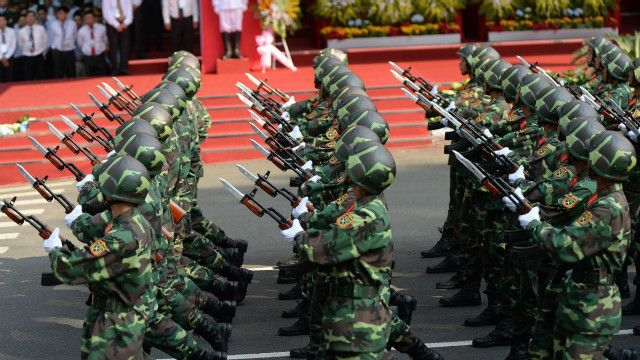 Việt Nam đang muốn hiện đại hóa quốc phòng