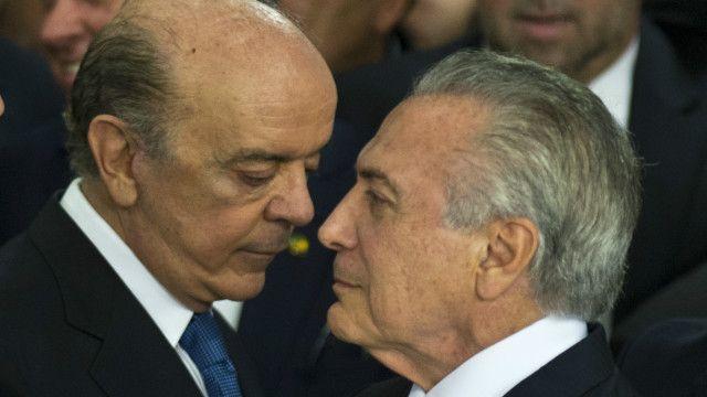 José Serra foi candidato à Presidência duas vezes pelo PSDB e assume o Itamaraty