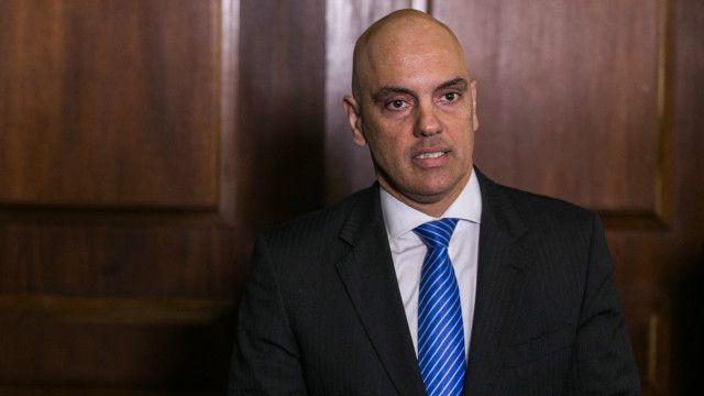 Como secretário da Segurança Pública de SP, Moraes foi criticado pela violência da polícia militar