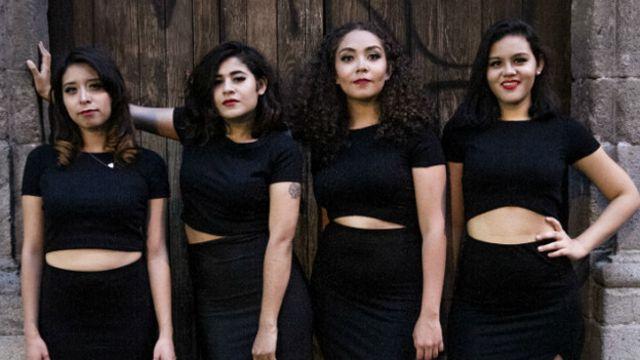 Las cuatro amigas que denuncian el acoso callejero en México