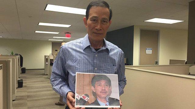 Blogger Điếu Cày Nguyễn Văn Hải từng ở trại giam số 6 Nghệ An