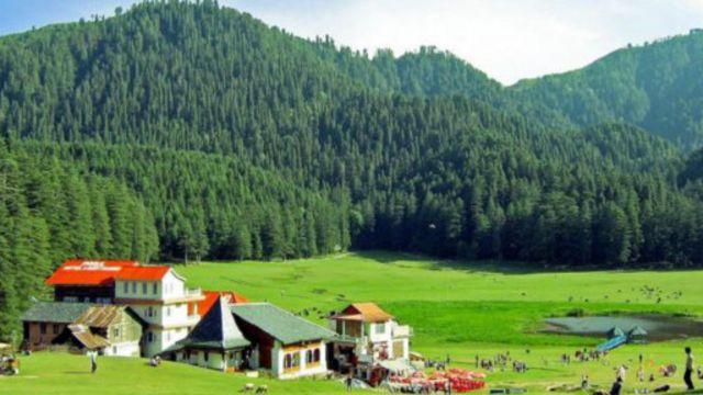 印度北部的 Khajjiar 有「小瑞士」之稱