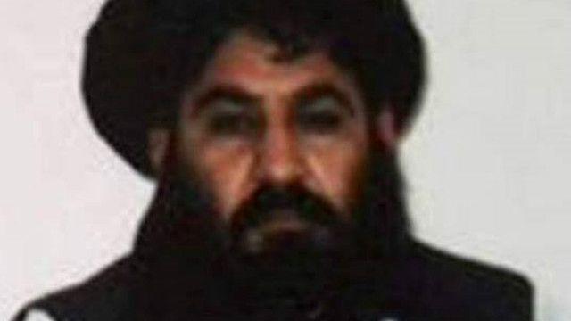 """Mullah Akhtar Mansour disebut sebagai figur yang """"menghalangi Taliban ikut serta dalam proses perdamaian""""."""