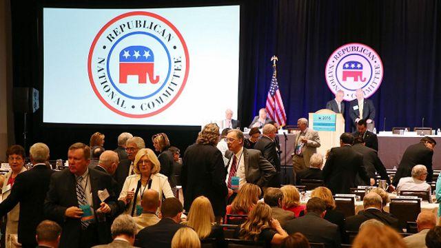 Convención republicana