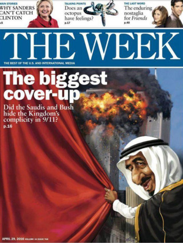 لحن رسانه های غربی علیه عربستان، بر سر ماجرای ۱۱ سپتامبر تند شده است