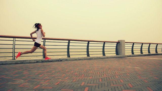 El ejercicio físico es recomendable si sufres de colon irritable.