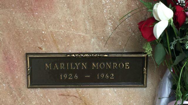 Nicho de Marilyn Monroe