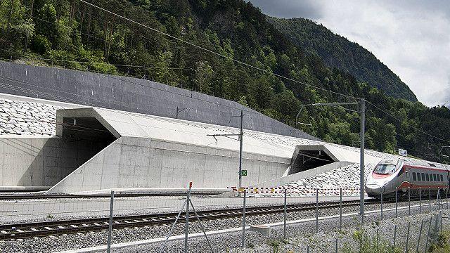 Túnel de San Gotardo