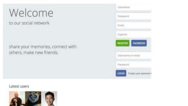 Dandalin facebook na gwaji