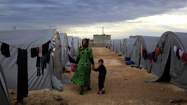 La crisis de refugiados sirios ha sido uno de los principales factores en la expansión de la enfermedad.