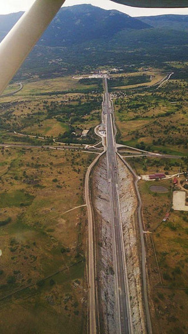 El Túnel de Guadarrama