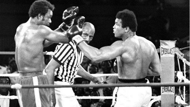Gambar Mohammad Ali Muhammad Ali Si Mulut Besar Dalam Gambar Bbc News Indonesia