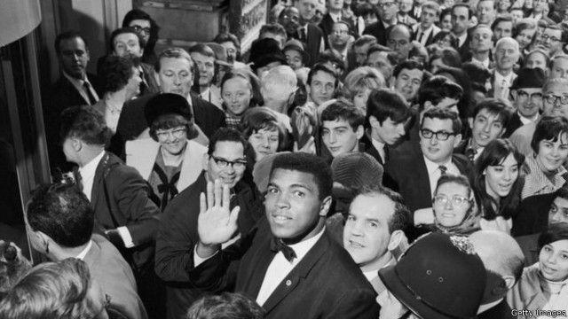 Muhammad Ali là một trong những nhà hoạt động phản chiến Việt Nam có tên tuổi nhất
