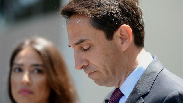 El fiscal del caso, Jeff Rosen, se mostró muy crítico con la sentencia contra Turner.