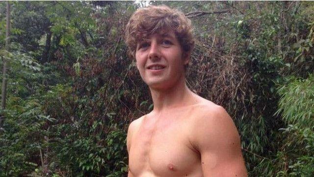 Aiden Webb, người thiệt mạng khi leo đỉnh Fansipan