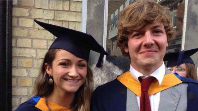 Aiden Webb và bạn gái Baughan