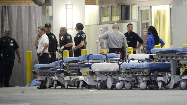 За жизни раненых теперь борются в больницах Флориды