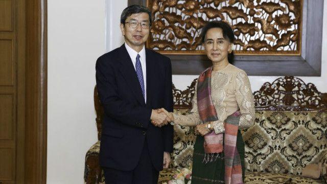 မြန်မာနိုင်ငံ အစိုးရ ဘက်ကို အကူအညီပေးဖို့ငွေ ဒေါ်လာ သန်း ၉၀၀ နီးပါးကို အတည်ပြု (ဓါတ်ပုံ - ADB)