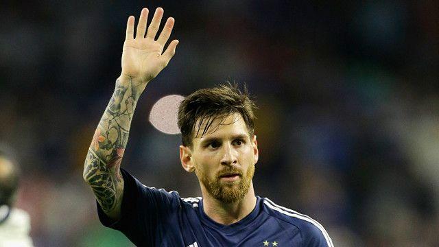 مسی بهترین گلزن تاریخ فوتبال آرژانتین شد