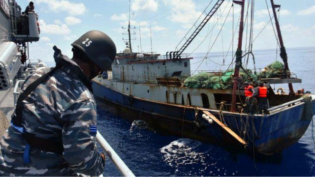 Trung Quốc 'sẽ bỏ tù ngư dân nước ngoài đánh bắt trộm'