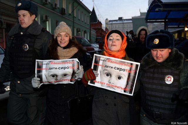 """Так называемый """"закон Димы Яковлева"""" был принят, несмотря на возмущение общества"""