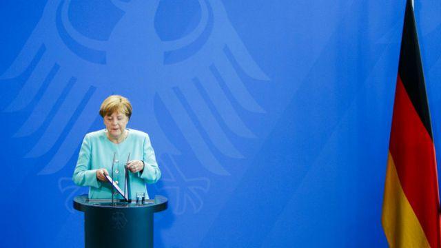 Многие в ЕС опасаются чрезмерного усиления Германии, а сама Германия опасается изоляции