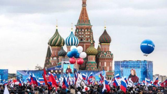 الإعلام الروسي الرسمي سيستغل خروج بريطانيا للترويج لقوة روسيا وقوة بوتين والحفاظ على وحدة البلاد
