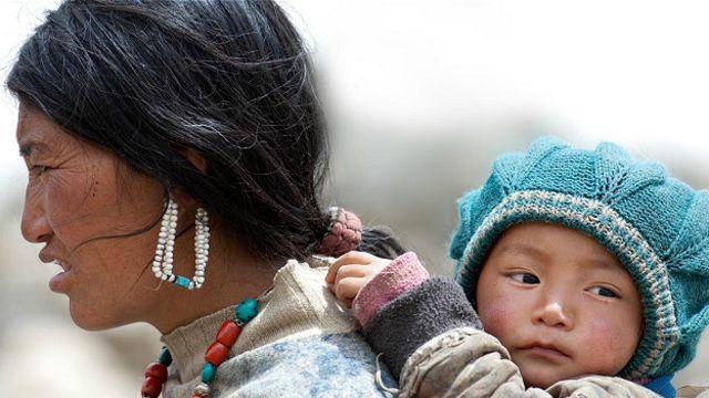 Материнство не проходит даром