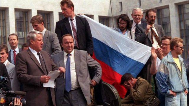 Распад СССР был предопределен ещё до августовского путча
