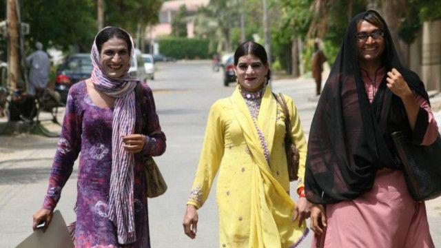 Fatwa Ulama Pakistan Izinkan Perkawinan Transgender Bbc News Indonesia