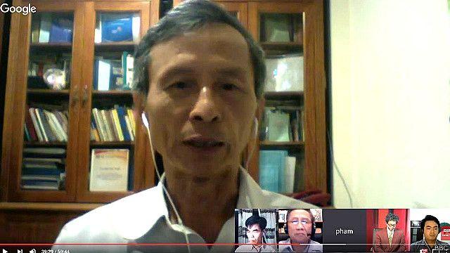 PGS. TS Phạm Quý Thọ cho rằng vụ thảm họa môi trường có tính chất rất nghiêm trọng, nên nếu cần thiết có thể tiến hành khởi tố hình sự.
